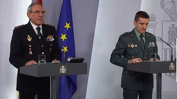 Moncloa confirma el cambio en las comparecencias: los técnicos sustituirán a los uniformados