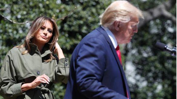 Melania Trump cumple 50 años