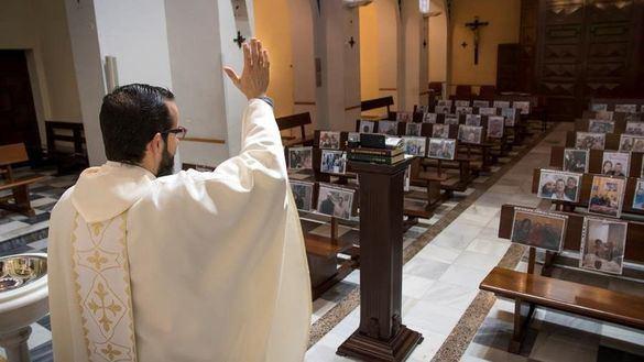 '¡Devolvednos la misa!': qué opciones hay de que las iglesias vuelvan a abrir