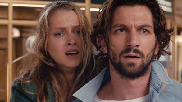 Michiel Huisman y Teresa Palmer protagonizan la película 'La hora señalada (2:22)'.