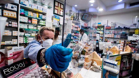 La farmacia madrileña hace balance de seis semanas de pandemia