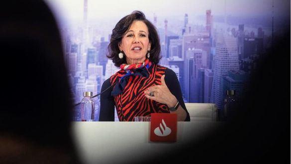 Santander gana 331 millones en el primer trimestre de 2020