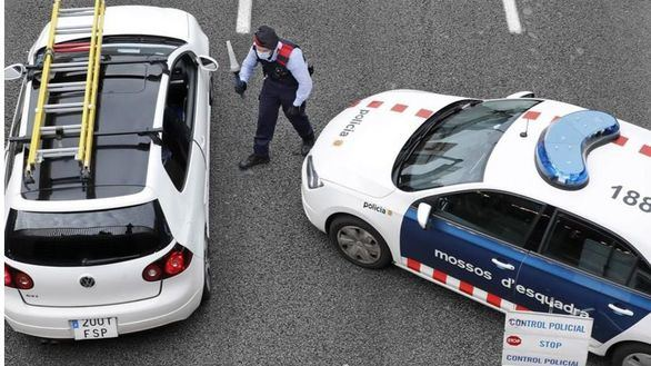 Detenido un hombre por el presunto asesinato de cuatro 'sin techo' en Barcelona