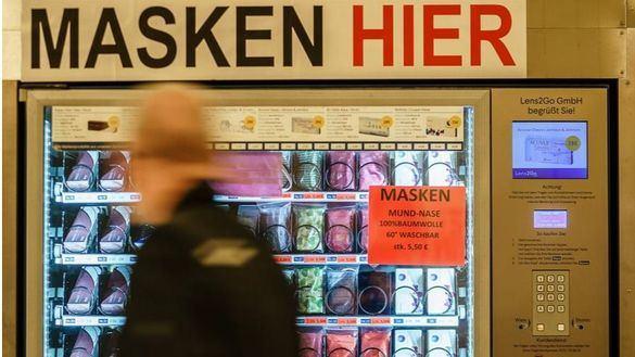 Sube la tasa de contagio en Alemania
