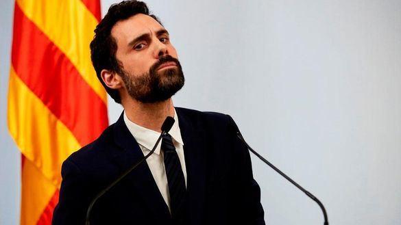 Un micrófono abierto recalca los líos en el bloque secesionista catalán