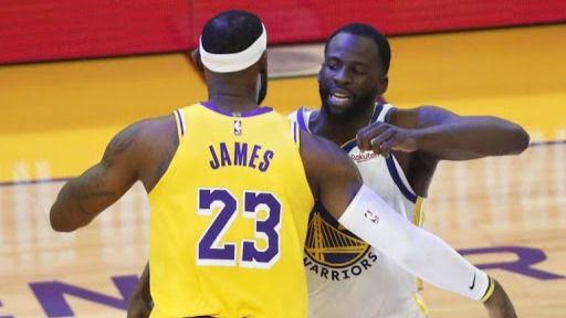 NBA. Los Warriors ya trabajan en el curso próximo y los Lakers solicitan a la alcaldía entrenar