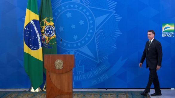Bolsonaro publica que la OMS insta a la masturbación y a la homosexualidad a los niños