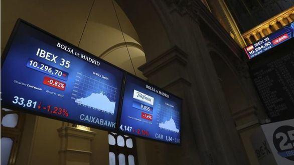 La bolsa española logra la cuarta mayor subida semanal del año