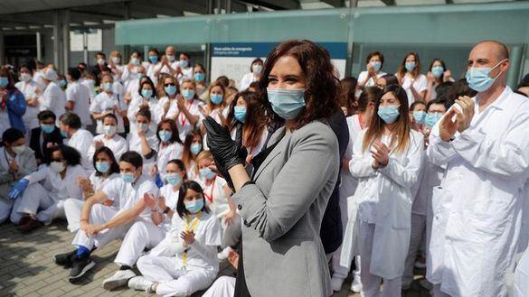 El hospital de Ifema cierra sus puertas tras atender a más de 4.000 pacientes de coronavirus