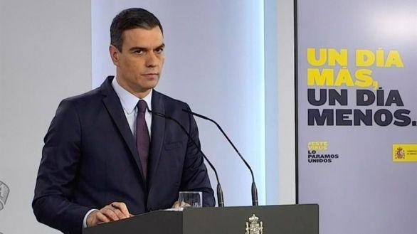 Sánchez solicitará una nueva prórroga del estado de alarma