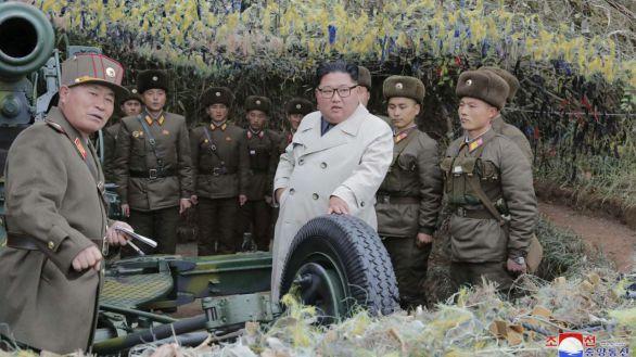 Corea del Norte y del Sur cruzan disparos tras la reaparición de Kim Jong-un