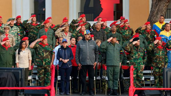 Maduro dice haber frenado una