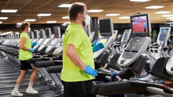 ¿En qué fase de la desescalada y cómo se podrá volver a acudir al gimnasio?