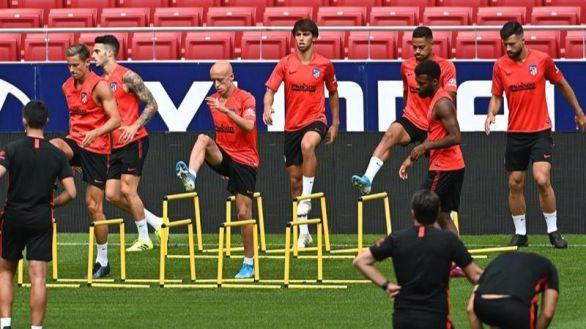 Atlético y Barcelona se someterán a test de Covid-19 este miércoles