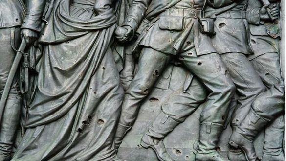 75 años del final de la II Guerra Mundial: la huella de la contienda en Berlín