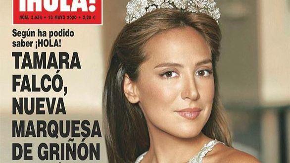 Tamara, nueva marquesa de Griñón y Cayetano y Eva se saltan las normas del Gobierno