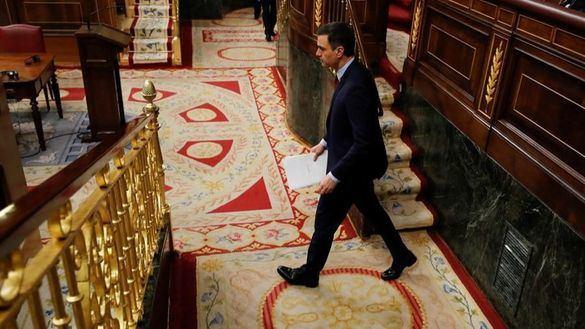 Sánchez aprueba el estado de alarma pero sale vapuleado del Congreso