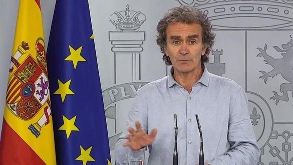 Simón reconoce que el virus pudo circular por España antes de febrero