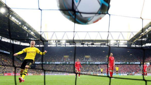 Bundesliga. Merkel afianza la inminente vuelta del fútbol en Alemania