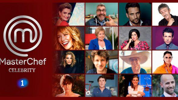 MasterChef Celebrity 5: estos son los 16 famosos que participarán en el concurso