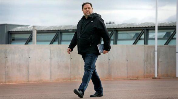 Polémica en RNE por aplazar una entrevista a Junqueras