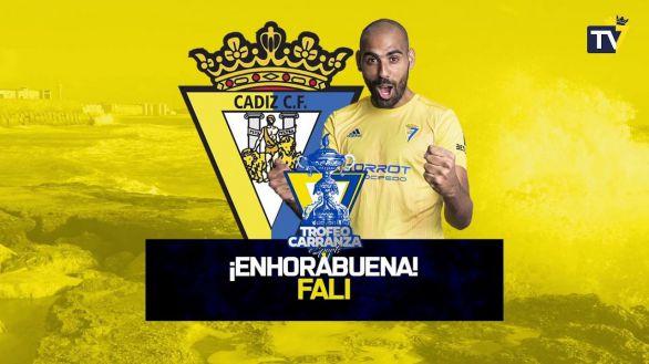 Fali, el jugador del Cádiz que se rebela contra la LaLiga: