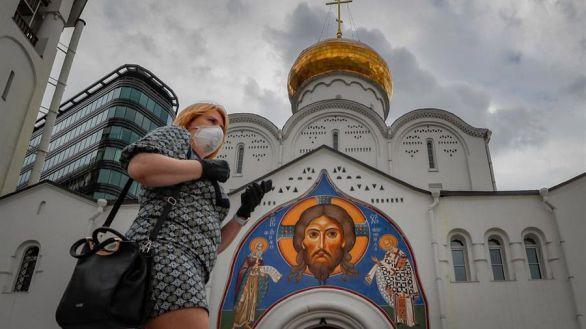 Rusia, nuevo foco mundial del coronavirus: registra 11.311 casos en un día