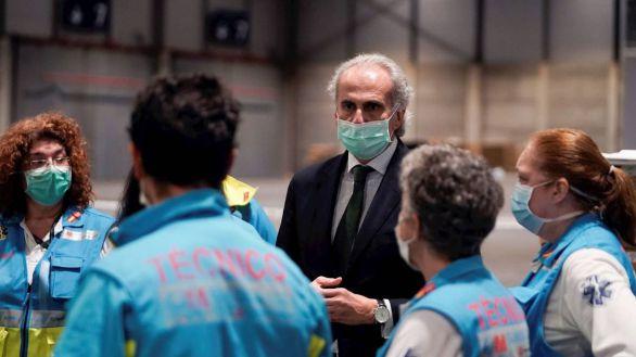 ¿Qué argumenta Madrid en su informe para solicitar a Sanidad pasar a la fase 1?