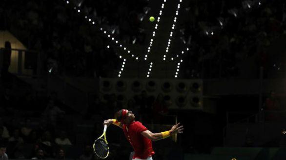 Piqué: 'Una Copa Davis sin gente en las gradas es difícil'