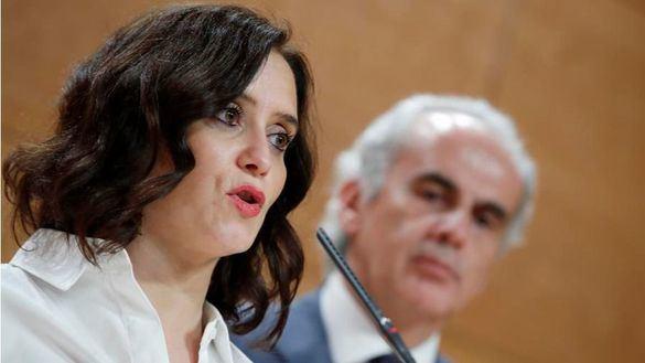 La Comunidad de Madrid ha pedido ya pasar a la fase-1 el próximo lunes