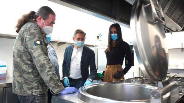 El Ayuntamiento de Madrid da ayudas para alimentación a más de 80.000 personas