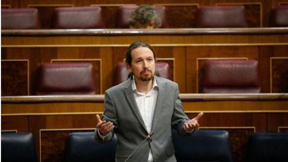 Iglesias se mofa de García Egea: