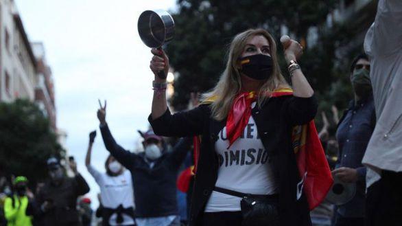 Preocupación en el Gobierno por la oleada de manifestaciones