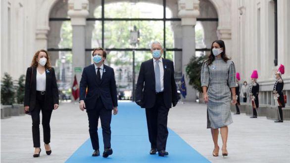 Vargas Llosa ensalza la actitud heróica y cosmopolita de Madrid ante la plaga
