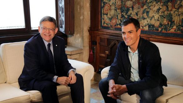 La Comunidad Valenciana pasa a la fase 1 tras las quejas de Puig a Sánchez