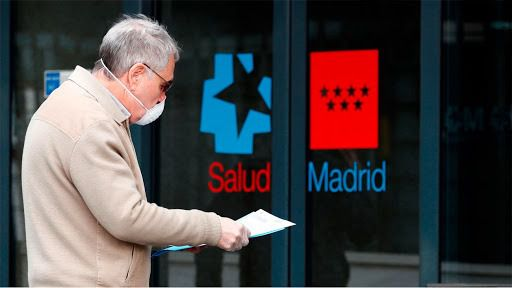 Este es el informe por el que Sanidad congela a Madrid en la fase 0.5