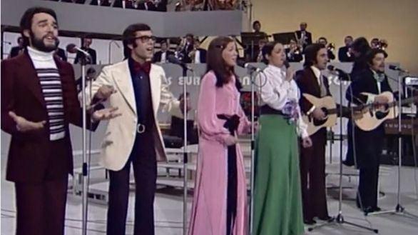 'Eres tú' de Mocedades, votada mejor canción española de Eurovisión