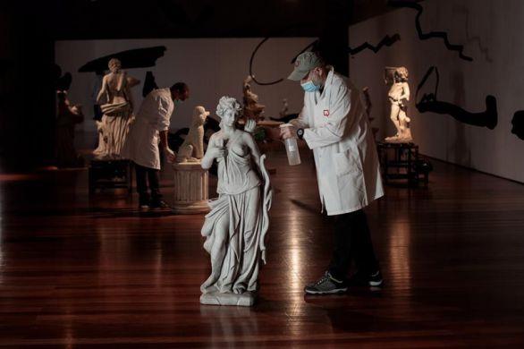 Los museos celebran su Día Internacional vacíos por el Covid-19