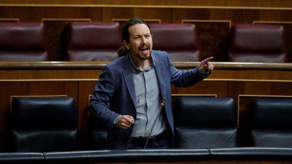 Iglesias, sobre las residencias: 'El PP puso a fondos buitre y a corruptos a cuidar de nuestros mayores'