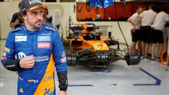 Fórmula Uno. 'Fernando Alonso está indeciso sobre su regreso a los circuitos'