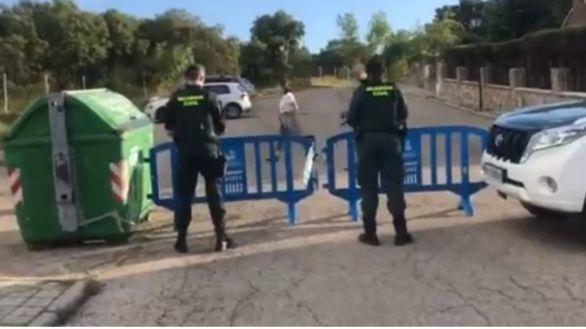 La Guardia Civil blinda el chalé de Iglesias y Montero en Galapagar para evitar escraches