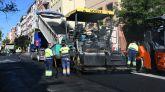 La Operación Asfalto generará más de 1.600 empleos en Madrid