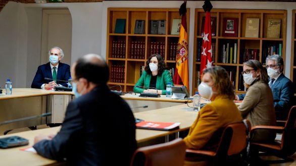 Expertos sanitarios avalan el plan de Madrid para la desescalada