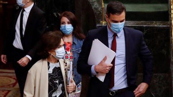 Sánchez pide disculpas 'por los errores propios' tras dos meses y medio de crisis
