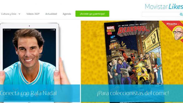 Movistar Likes cumple tres años con más de nueve millones de participaciones