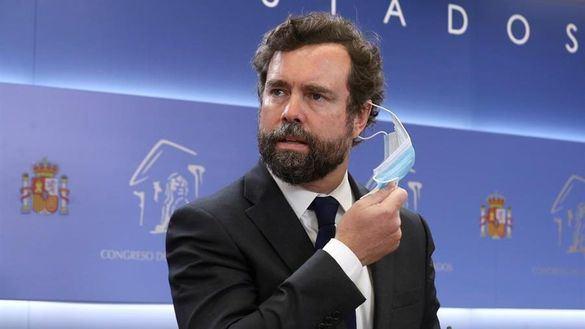 Vox abandona la Comisión de Reconstrucción por el pacto con Bildu