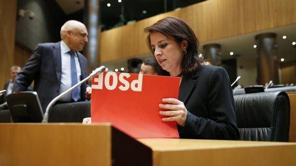 Lastra firma el pacto con Bildu y ahora se desdice: 'No se puede hacer una derogación íntegra'
