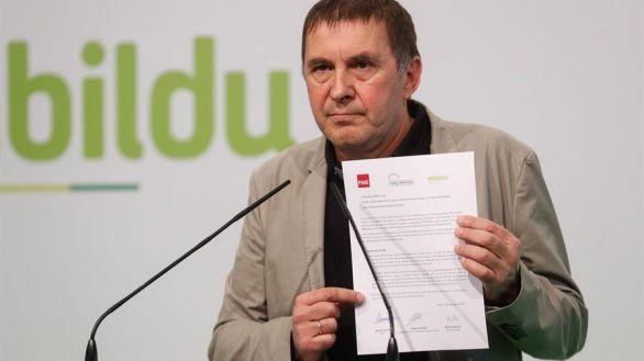Bildu se desentiende de la rectificación del Gobierno: