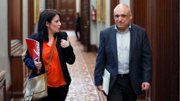 Simancas culpa al PP del pacto con Bildu: