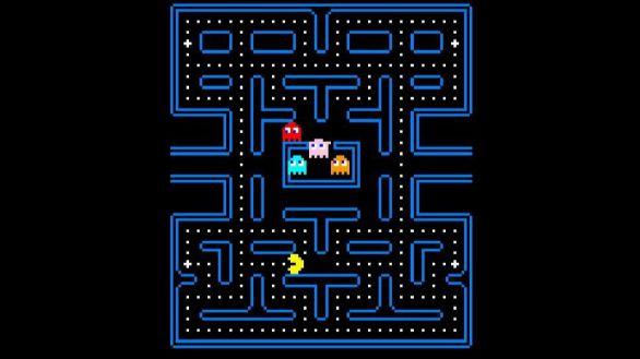 Pac-man cumple 40 años: la historia detrás del juego del
